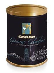 HAUSBRANDT Gourmet Columbus 250 g őrölt kávé