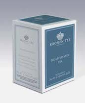 Kronen Tee Decaffeinato koffeinmentes tea