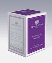 Kronen Tee Wild Berries (erdei gyümölcs) tea