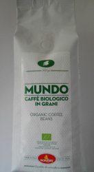 Moka Sirs Mundo Bio 100% Arabica szemes 500 gr