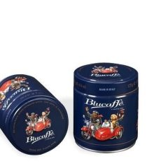 Lucaffé Blucaffe pörkölt, őrölt díszdobozos kávé