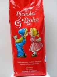 Lucaffé Piccolo & Dolce  szemes, pörkölt  kávé 1 Kg